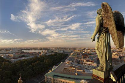 Санкт-Петербург туризм