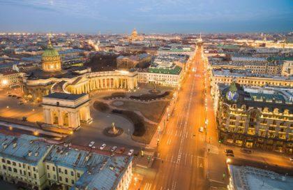Санкт-Петербург, достопримечательности