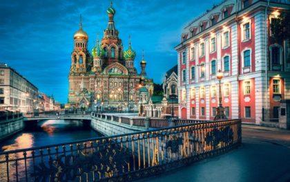 Санкт-Петеррубрг, туризм