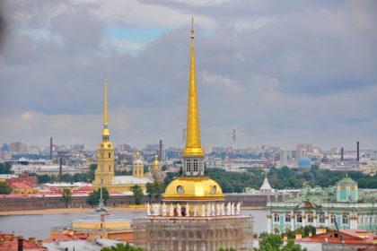 Санкт-Петербург, туризм