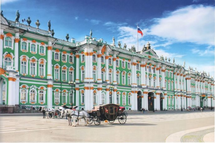 Санкт-Петербург, туризм, достопримечательности