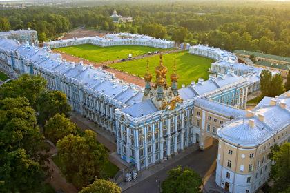 Музей-заповедник «Царское Село» в городе Пушкин