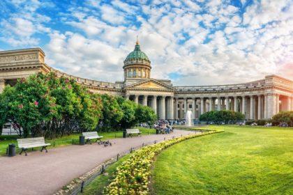 Тур в Санкт-Петербург на майские праздники
