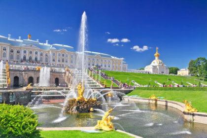 Великолепие и романтика Санкт-Петербурга